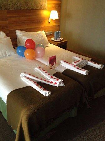 NH Zandvoort: Verjaardags arrangement