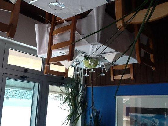 imagem Restaurante Clube Naval em São Vicente