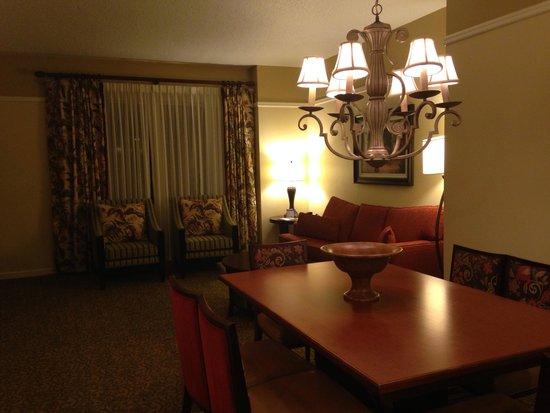 Marriott's Grande Vista: Sala