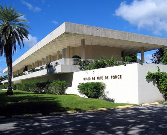 Museo de Arte de Ponce: Museum of Art in Ponce