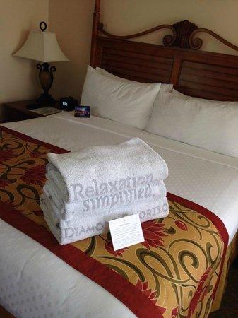 Grande Villas Resort: Master Bedroom