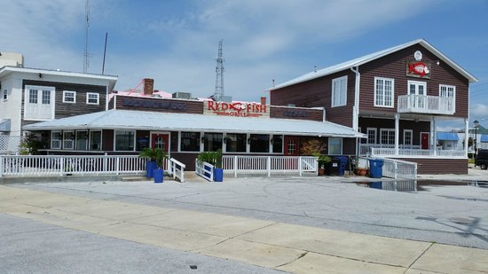 Menu picture of red fish grill morehead city tripadvisor for Red fish restaurant