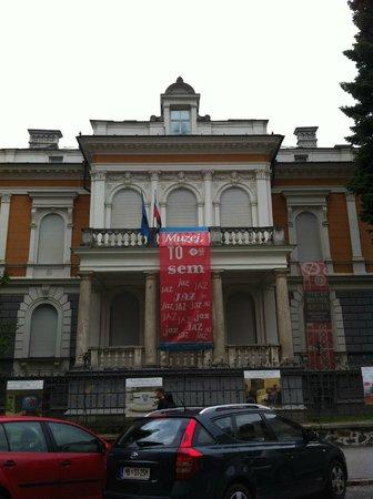 The National Liberation Museum Maribor (Muzej narodne osvoboditve Maribor )