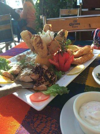 La Chatita Restaurant & Bar: fish cooked 7 ways
