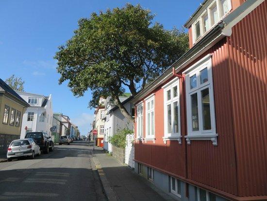 Grettisborg Apartments: the neighbourhood