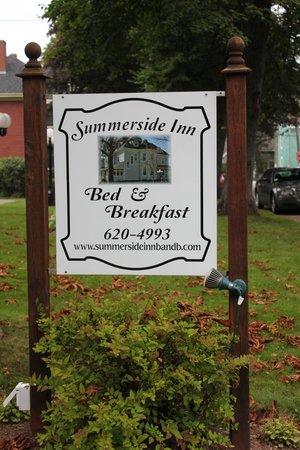 Summerside Inn Bed and Breakfast: Welcome to the Summerside Inn B&B