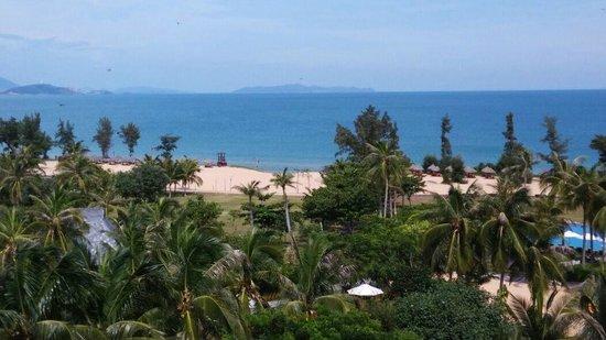 Doubletree Resort by Hilton Hotel Sanya Haitang Bay: Beautiful sea view from room