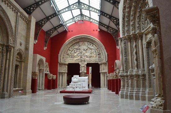 Cite de l'Architecture et du Patrimoine: Museu