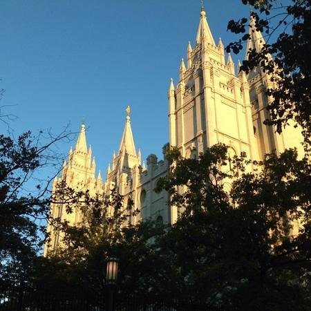 Salt Lake Temple: The Mormon Temple