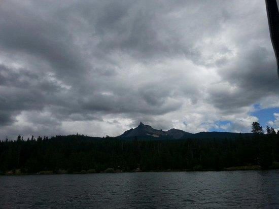Diamond Lake Resort : Beautiful!
