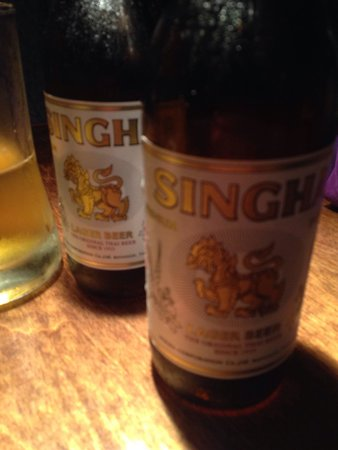 Sushi-Thai of Naples: Good Beer