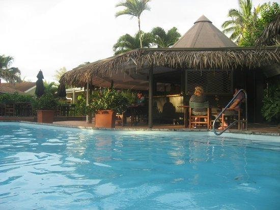 Drum Beat Bar Picture Of Sunset Resort Avarua Tripadvisor