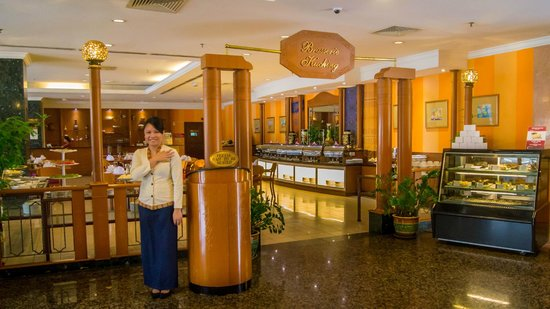 Hotel Grand Continental Kuching Malaysia Booking Com