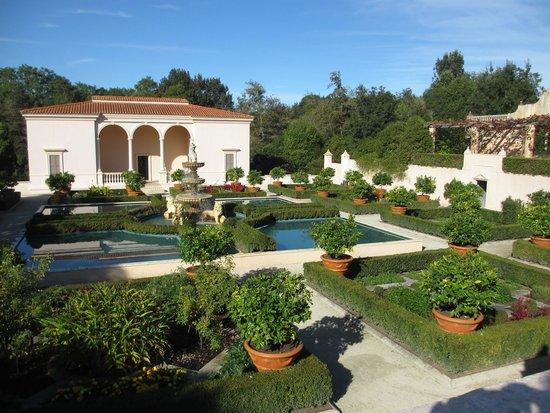 Hamilton Gardens : Italian Garden