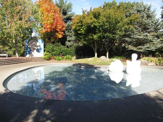 Hamilton Gardens : Modernist Garden