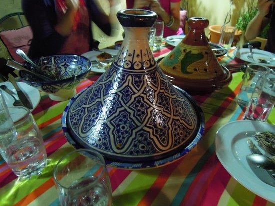 Dar El Hana: dinner