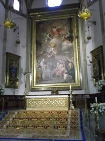 San Jeronimo el Real : 教会内部