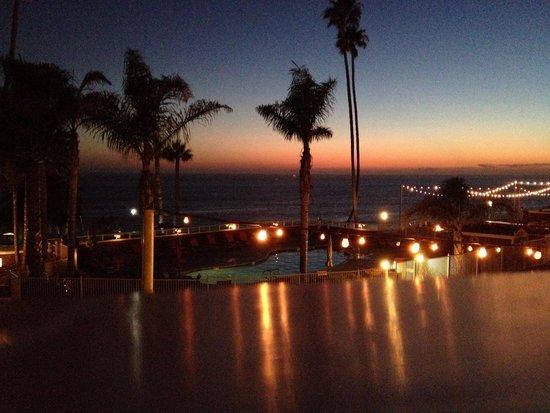SeaCrest OceanFront Hotel : Blick aus dem Hotelzmmer