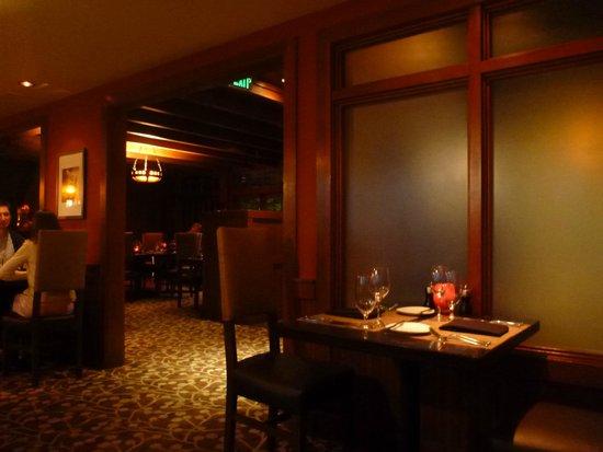 Salish Lodge & Spa: Restaurant