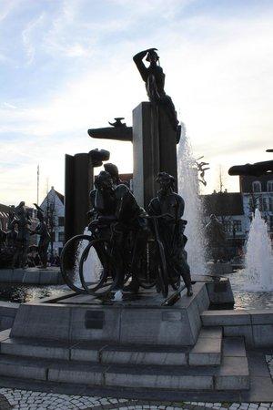 'T Zand: Fuente de Plaza ´T Zand