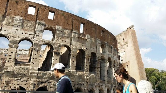 Gioia Private Tours & Trips : The Coliseum in Rome