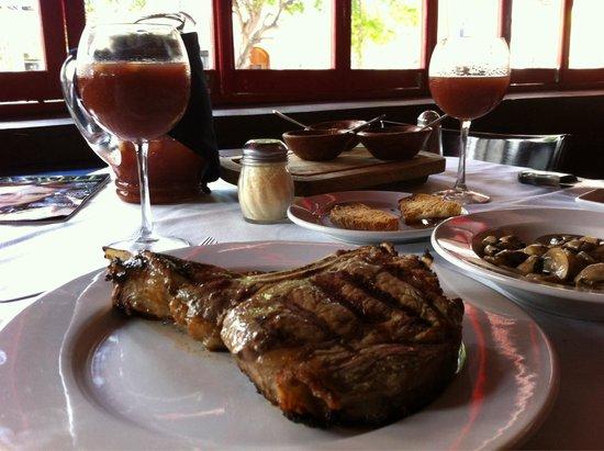 Asador La Vaca Argentina: Mi filetito...