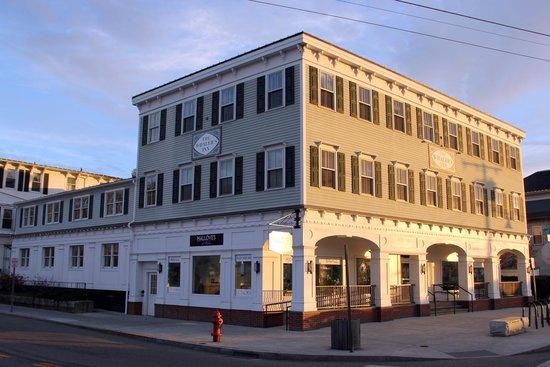 The Whaler's Inn : Hotel