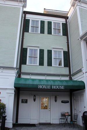 The Whaler's Inn : Hoxie House