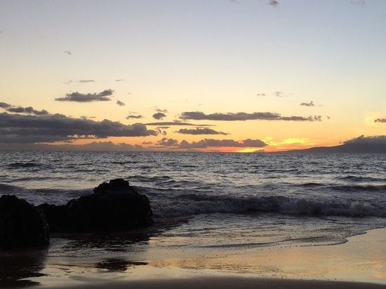 Kamaole Beach Park 3 : Kihei sunset