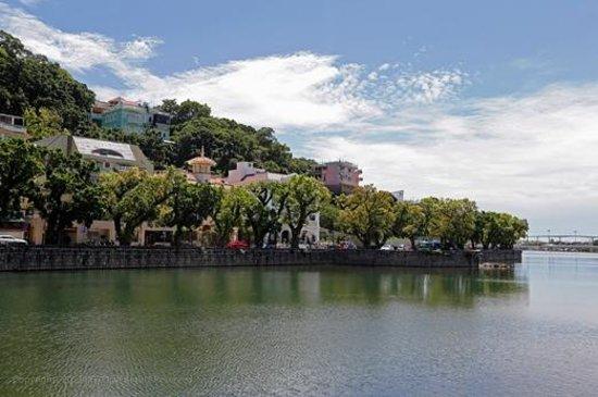 Специальный административный район Макао, Китай: The peaceful and laidback setting of the scenic Sai Van lake.