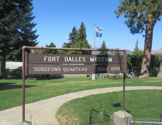 Fort Dalles Museum and Anderson Homestead : Fort Dalles Museum, Dalles, Oregon