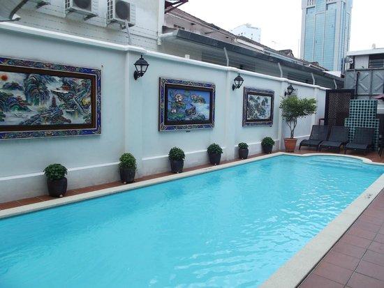 Yeng Keng Hotel : Pool