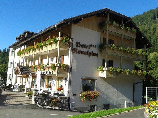Hotel Rosalpina : Ottima posizione!