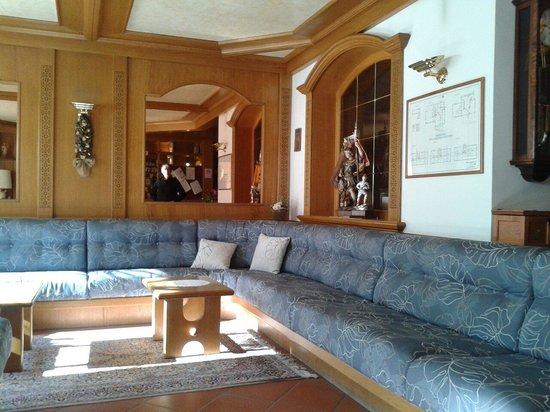 Hotel Rosalpina : Confortevole ..accogliente! !