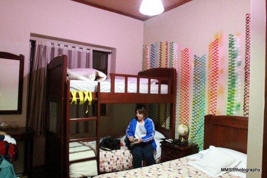 Posada Tambuca: 3 bed room