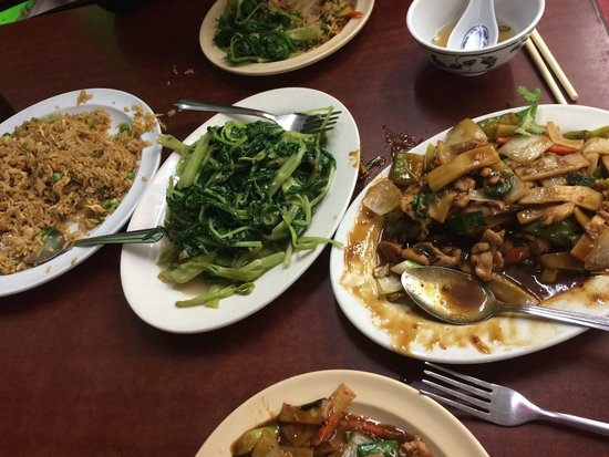 Yuet Lee : Our meal