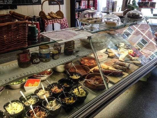 Delicatessen Too: Mouthwatering Display
