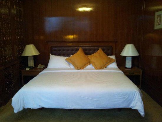 The Tawana Bangkok: Junior Suite