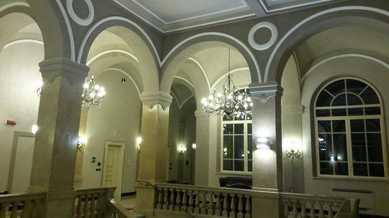 "Park Hotel Pacchiosi: piano "" nobile"""