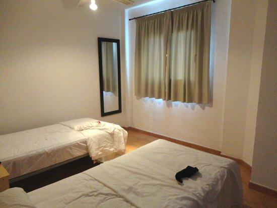 Timon : camera letto