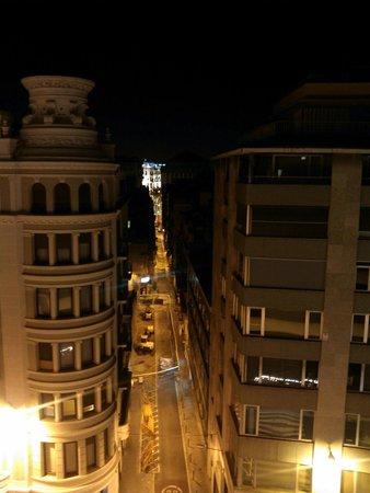 abba Balmoral Hotel: Che vista!!