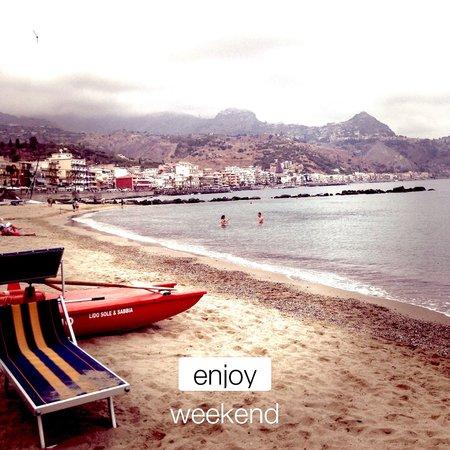 Lido Europa: La plage de Naxos