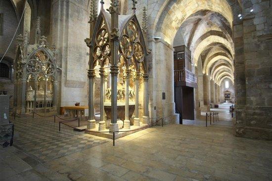 Monestir de Santa María de Santes Creus: fotografía de Reial Monestir de Sant...