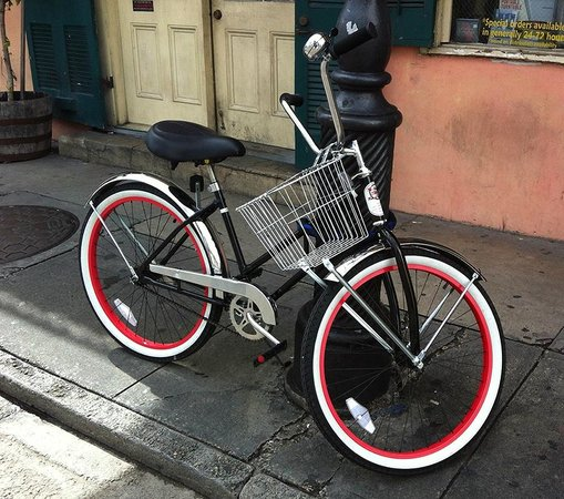The American Bicycle Rental Company: My rented cruiser
