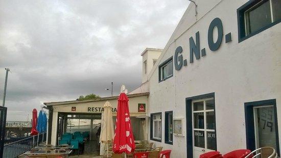 Grupo Naval de Olhão - Restaurante: Grupo Naval de Olhao