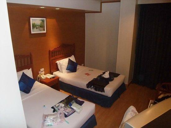 Bangkok Centre Hotel: バンコク センター ホテル9