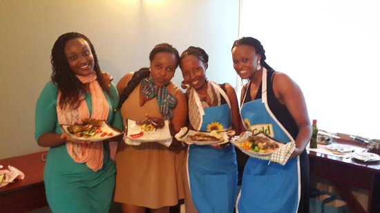 The Lemon Grass Cooking Class