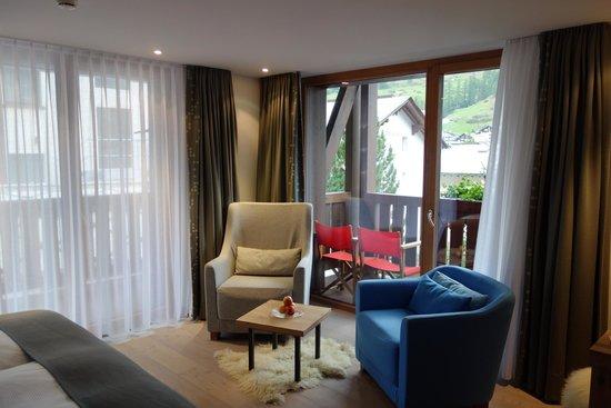 Europe Hotel & Spa : Photo taken in room