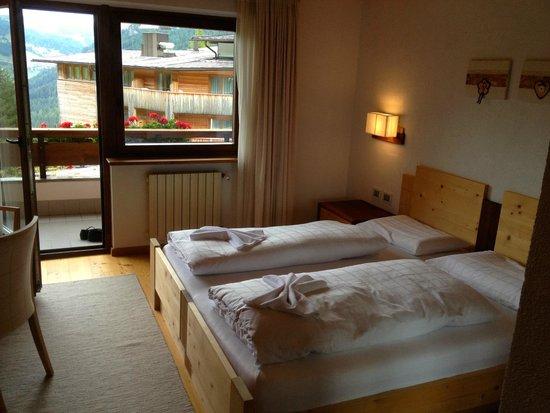Nature Hotel Delta: Bedroom