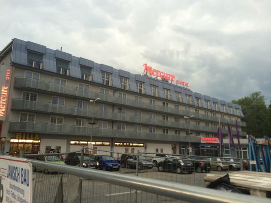 The Star Inn Hotel Graz: Nothing special but exterior looks ok